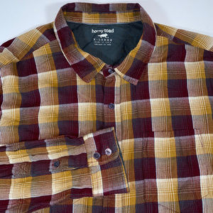 Horny Toad Men's Flannel Shirt